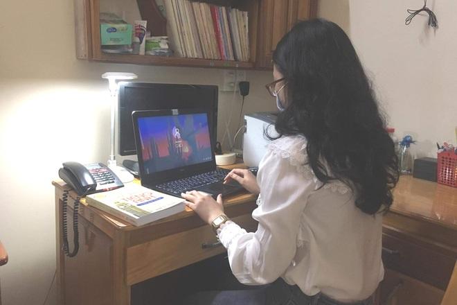 Nữ sinh Kon Tum thức trắng đêm khi nhận tin là Thủ khoa toàn quốc khối D - 3