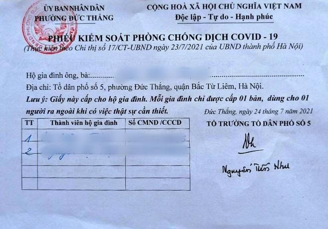 Ngày 27/7, Hà Nội liên tục ghi nhận ca mắc mới, nhiều khu vực bị phong tỏa - 1
