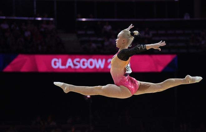 Angelina Melnikova - Búp bê Nga xinh đẹp của Olympic Tokyo - 7