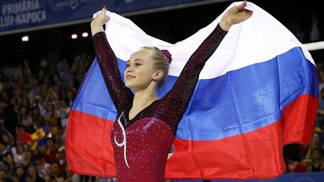 Angelina Melnikova - Búp bê Nga xinh đẹp của Olympic Tokyo - 9