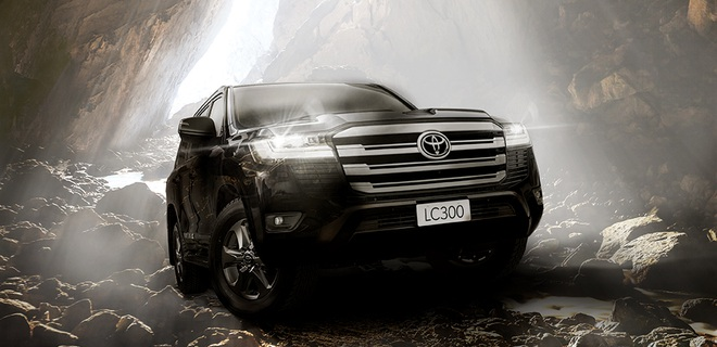Toyota Land Cruiser 2021: Tượng đài SUV với sức mạnh vượt thời gian - 1