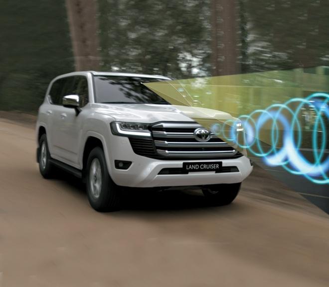 Toyota Land Cruiser 2021: Tượng đài SUV với sức mạnh vượt thời gian - 2