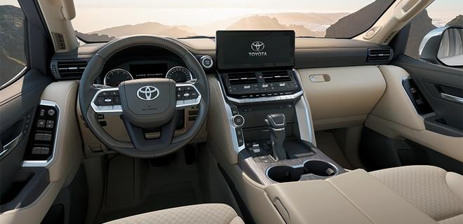 Toyota Land Cruiser 2021: Tượng đài SUV với sức mạnh vượt thời gian - 3