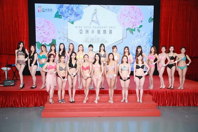 Ngỡ ngàng trước nhan sắc của dàn thí sinh Hoa hậu châu Á 2021 - 6