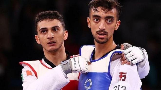 VĐV taekwondo gây sốt khi được ví như Bruno Fernandes phiên bản võ sĩ - 1