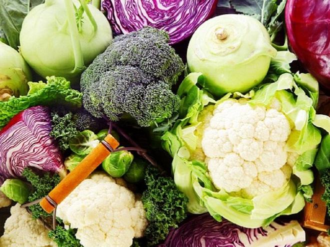 Những loại rau - củ - quả phòng ung thư hàng đầu theo chuyên gia quốc tế - 4
