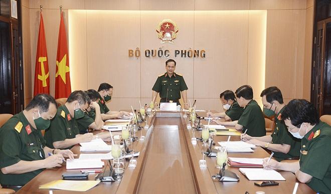 Bộ Quốc phòng tăng cường 2.300 người giúp TPHCM, Bình Dương dập dịch - 1