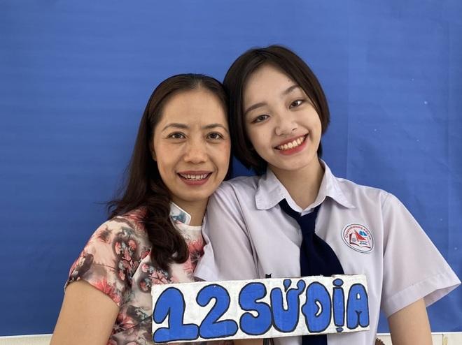 Nữ sinh Quảng Ninh có 3 điểm 10 tốt nghiệp: Không nên so sánh để tạo áp lực - 2
