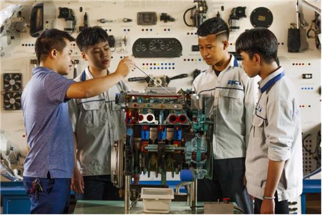 Đề xuất cắt giảm, đơn giản hóa điều kiện đầu tư kinh doanh của trường nghề - 2
