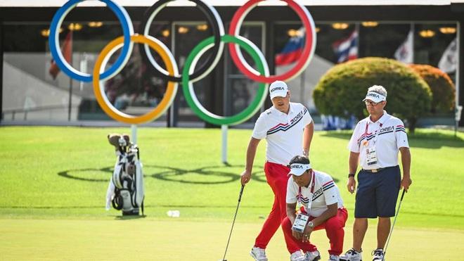 Vì sao các golfer Hàn Quốc đặt quyết tâm cao tại Olympic Tokyo? - 1