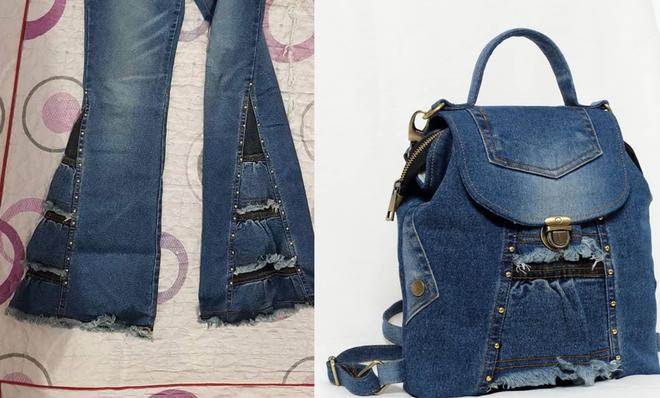 Nghỉ việc văn phòng, 9X Phú Yên làm giàu từ quần jeans lỗi mốt - 3