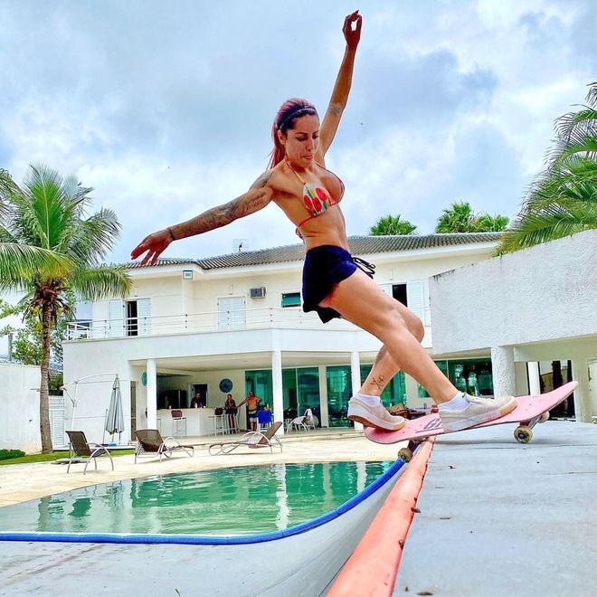 Leticia Bufoni - Người đẹp trượt ván gây sốt tại Olympic Tokyo - 6