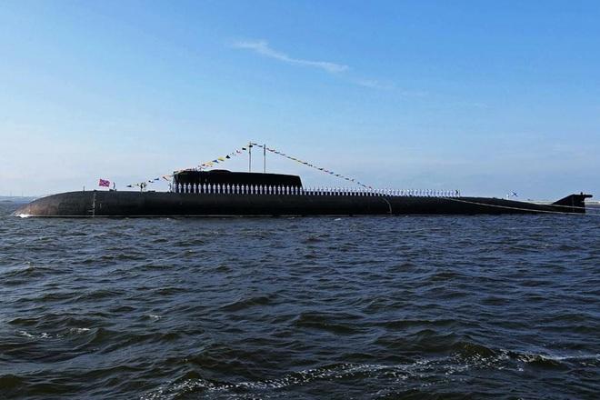 Dàn vũ khí đặc biệt dưới đáy biển của Nga - 2