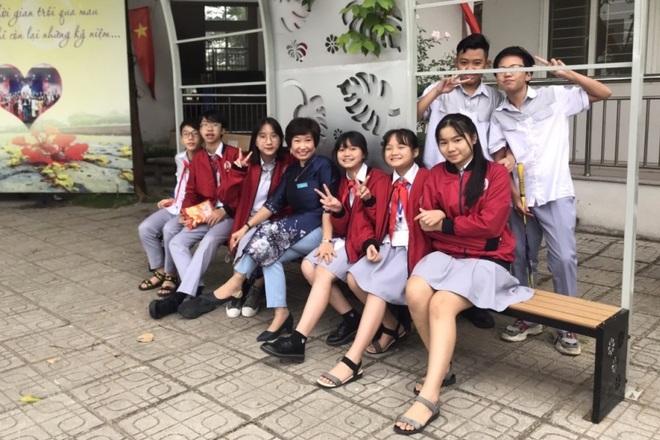 Trường huyện có điểm thi vào lớp 10 nằm trong top đầu của Thủ đô - 4