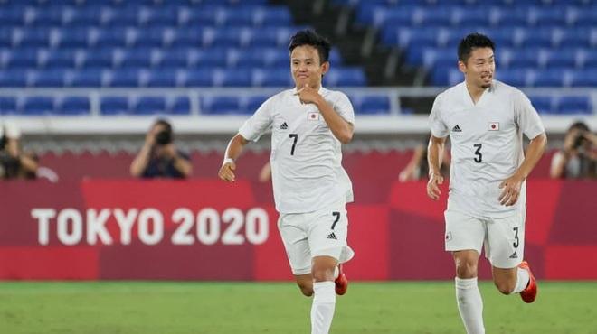 Các đối thủ của đội tuyển Việt Nam thể hiện ra sao tại Olympic Tokyo? - 3