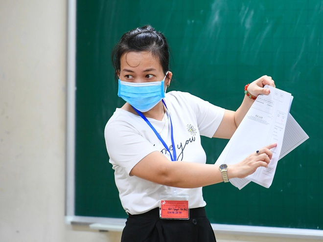 Bộ GD-ĐT: Thí sinh muốn tăng cơ hội trúng tuyển, cần tăng nguyện vọng - 2
