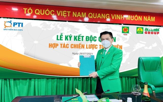 Bảo hiểm Bưu điện (PTI) và Tập đoàn Mai Linh: Hợp tác độc quyền và toàn diện - 1