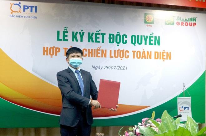 Bảo hiểm Bưu điện (PTI) và Tập đoàn Mai Linh: Hợp tác độc quyền và toàn diện - 2