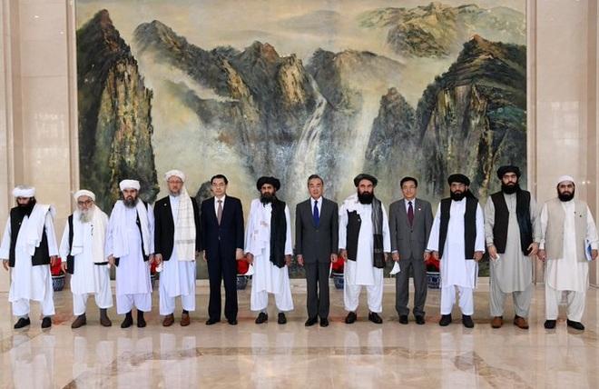 Chìa tay với Taliban: Nước cờ của Trung Quốc ở Afghanistan - 1