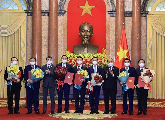 Chủ tịch nước tin tưởng Chính phủ mới hoàn thành nhiệm vụ đẩy lùi Covid-19 - 4