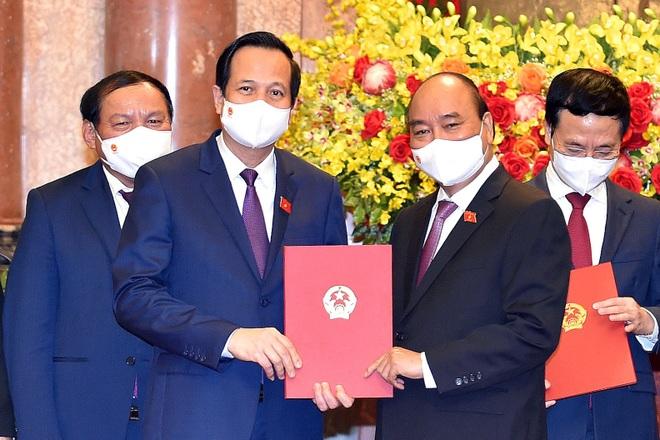 Chủ tịch nước tin tưởng Chính phủ mới hoàn thành nhiệm vụ đẩy lùi Covid-19 - 3