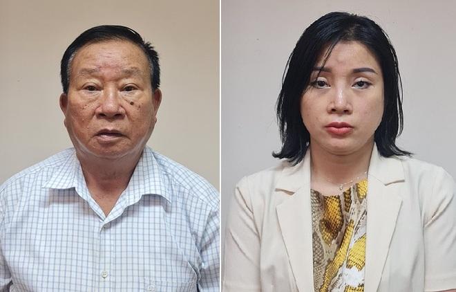 Sai phạm ở Bệnh viện Tim Hà Nội: Bắt giám đốc và kế toán trưởng một công ty - 1