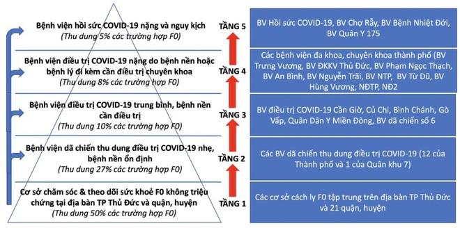 Nhiều thay đổi trong chiến lược điều trị bệnh nhân Covid-19 tại TPHCM - 2