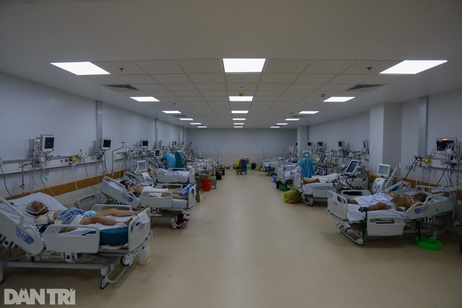 Thiết lập khẩn 3 trung tâm hồi sức tích cực tại TPHCM - 1