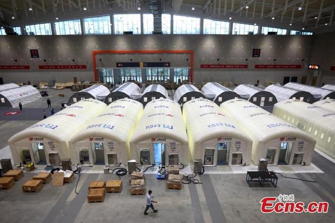 Trung Quốc chạy đua khống chế ổ dịch lớn - 2