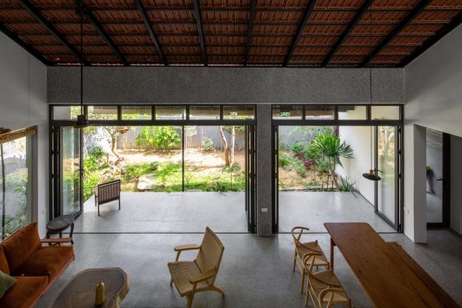 7 1627635096174 - Ngôi nhà gần gũi thiên nhiên ở Hà Tĩnh được lên tạp chí kiến trúc nổi tiếng