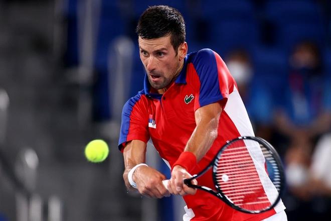 Djokovic góp mặt ở hai trận bán kết, sáng cửa giành cú đúp HCV Olympic 2020 - 1