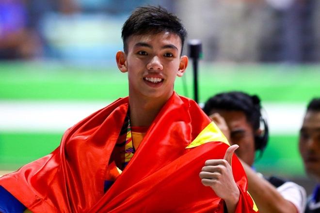 Lịch thi đấu thể thao Việt Nam ngày 30/7: Niềm hy vọng vào Huy Hoàng - 1