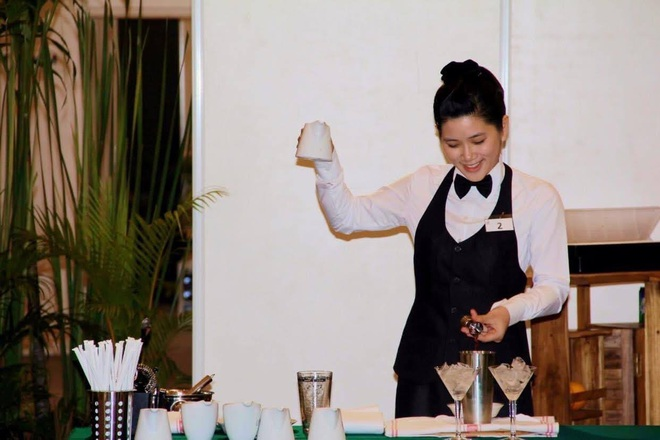 Nữ đại sứ nghề: Từng trượt đại học và trở thành giảng viên, chủ nhà hàng - 2