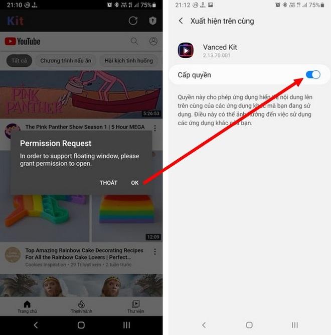 Những ứng dụng xem Youtube trên smartphone mà không bị quảng cáo làm phiền - 4