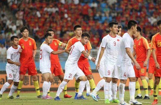 HLV Park Hang Seo nhắc nhở học trò về mục tiêu thắng tuyển Trung Quốc - 1