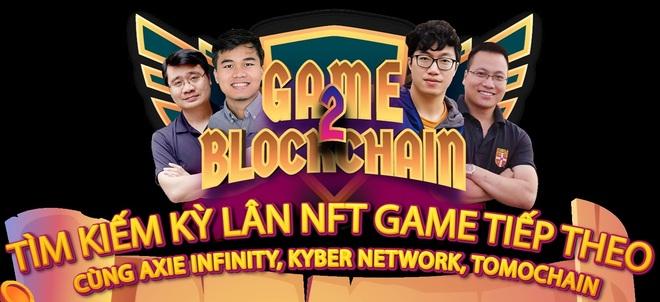 Chuyên gia Việt tham vọng tìm kiếm game tỷ USD tiếp theo nhờ cơn sốt NFT - 3