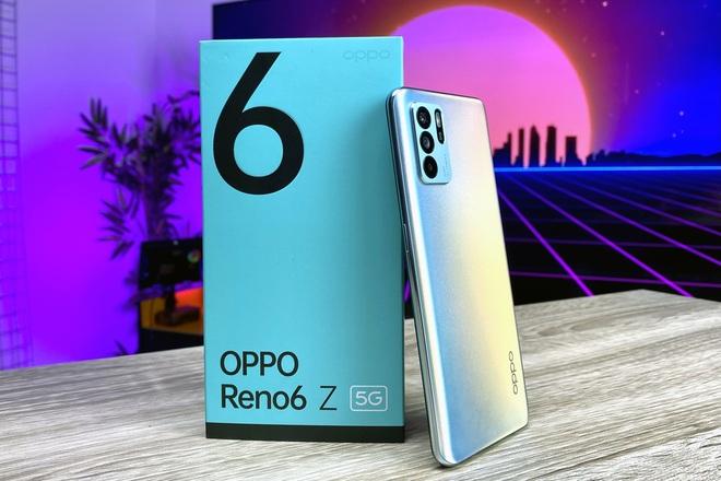 Đánh giá Oppo Reno6 Z: Smartphone cho người trẻ thích chụp ảnh - 1