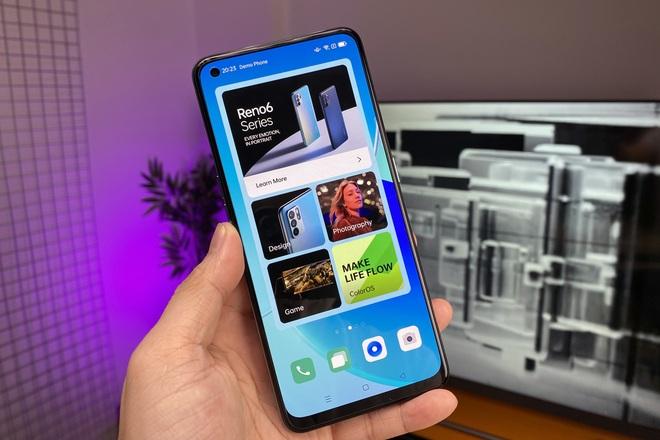 Đánh giá Oppo Reno6 Z: Smartphone cho người trẻ thích chụp ảnh - 2