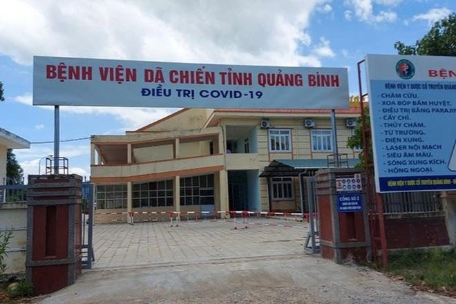Tài xế dương tính SARS-CoV-2 ở Quảng Bình, CDC 6 tỉnh cấp tốc truy vết   - 3