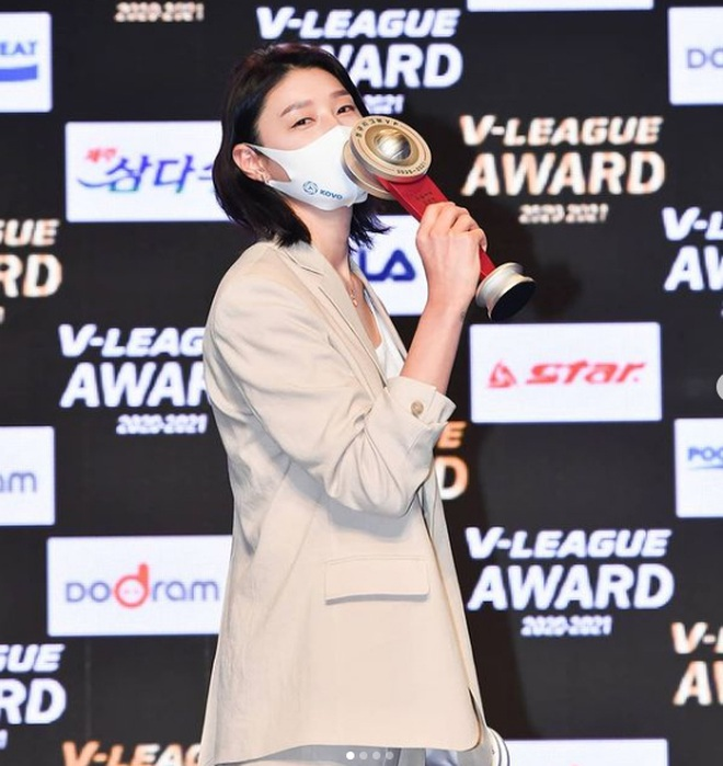 Hoa hậu bóng chuyền Hàn Quốc: Cao 1,92m, sở hữu tài sản triệu đô - 11