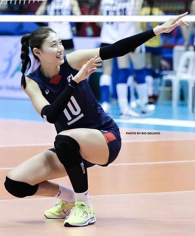 Hoa hậu bóng chuyền Hàn Quốc: Cao 1,92m, sở hữu tài sản triệu đô - 2