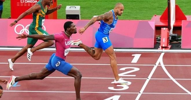 Câu chuyện cảm động về VĐV kế vị Usain Bolt, chạy nhanh nhất hành tinh - 1