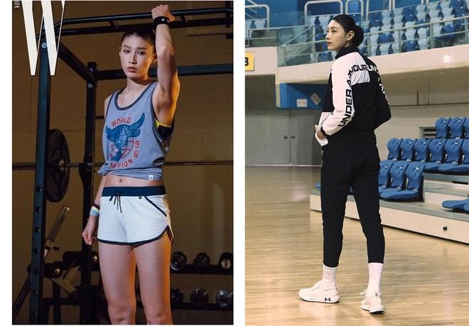 Hoa hậu bóng chuyền Hàn Quốc: Cao 1,92m, sở hữu tài sản triệu đô - 3