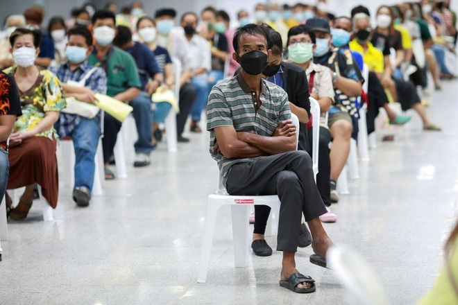 Covid-19 tăng đột biến ở châu Á: Nhiều nước ghi nhận số ca mắc kỷ lục - 1