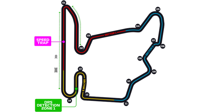 Chặng 11 giải F1 2021: Một chiến thắng gây sốc trên đường đua Hungary - 2