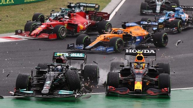 Chặng 11 giải F1 2021: Một chiến thắng gây sốc trên đường đua Hungary - 3