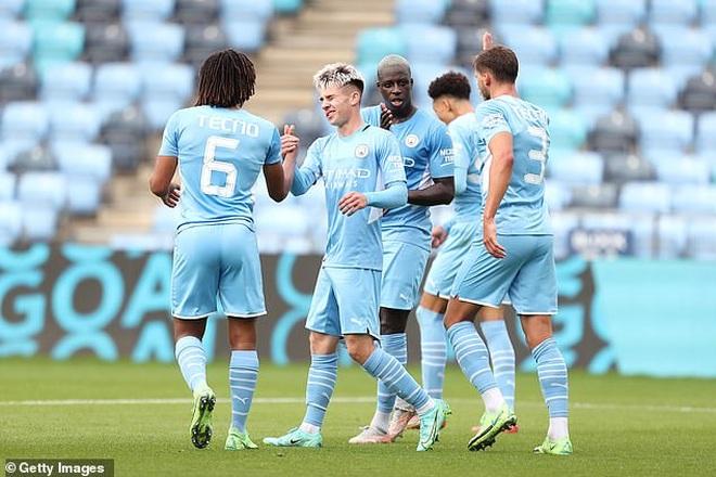 Man City thắng 4 sao trước thềm trận Siêu Cup Anh với Leicester - 3