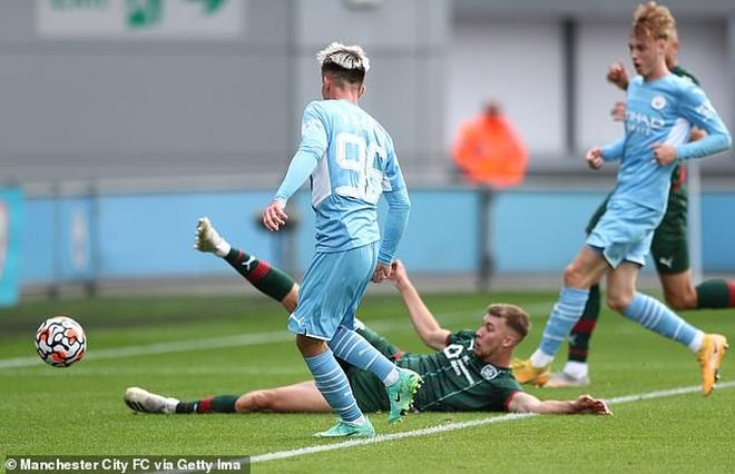 Man City thắng 4 sao trước thềm trận Siêu Cup Anh với Leicester - 2