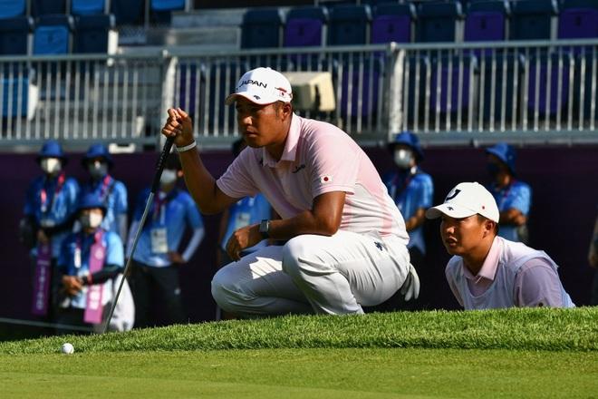 Xander Schauffele chiếm ưu thế trước ngày quyết định môn golf Olympic - 2