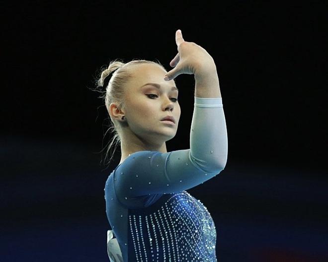 Thiên thần Thể dục dụng cụ mang thành công về cho nước Nga - 3